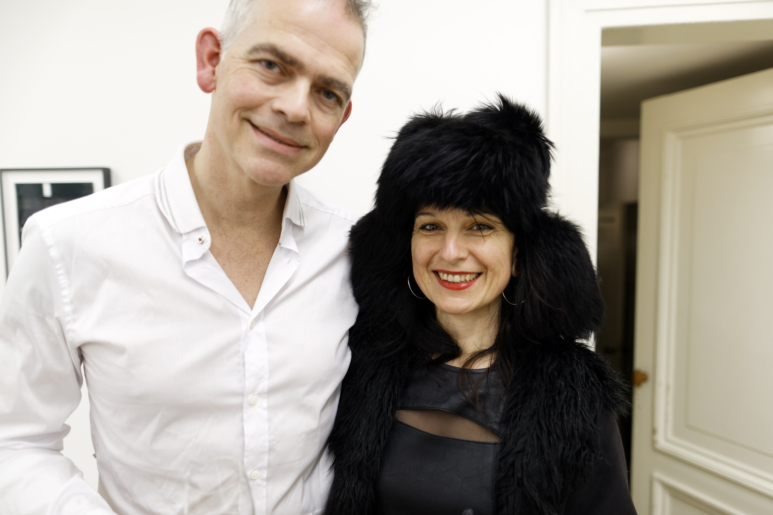 "Dirk Jan and Valentina Lacmanovic<span style=""font-weight: bold;""></span>"